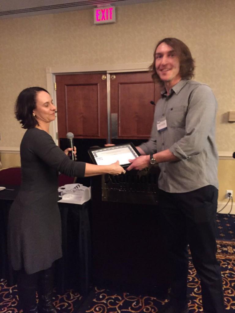 Grad paper award 2016