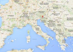 Map ISA ljubliana