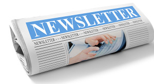 Newsletters – old and new